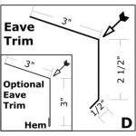 D-eave-trim