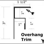 Y-overhang-trim