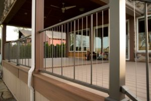 Porch with Verti cable Railing 1