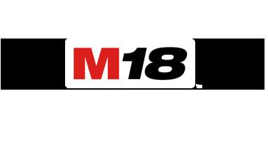 M18 LOGO
