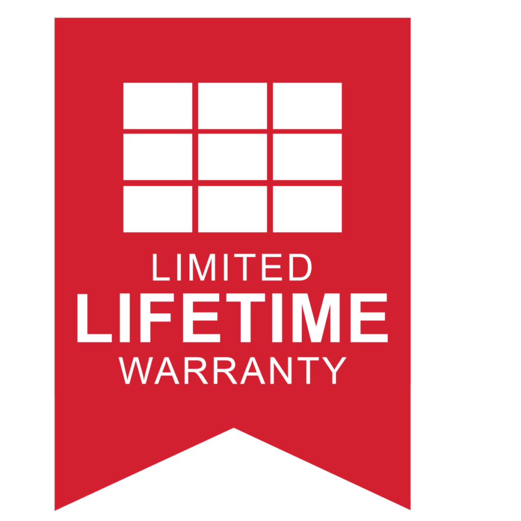 CHI Limited Liftetime Warranty