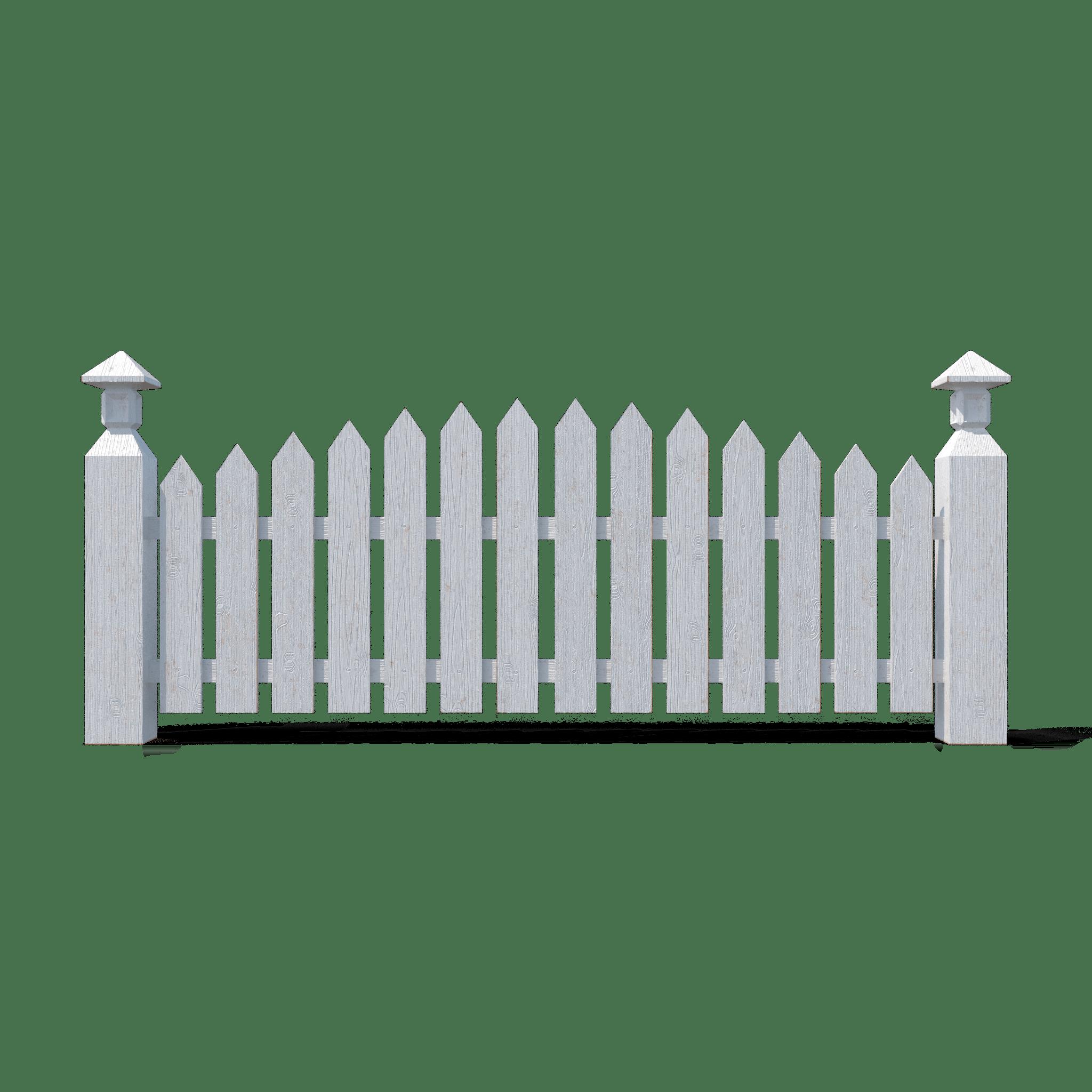 Wooden fence.I01.2k